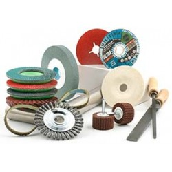 Abrasive Discs & Finishing